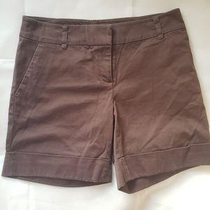3/25$ RW&CO khaki short bermudas , pocket front